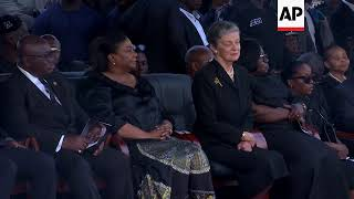 Kofi Annan's body returns home to Ghana before funeral