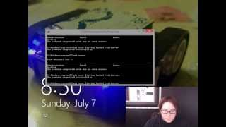 Hack a Forgotten Password for Windows 7, 8/8.1, 10 Preview (DON'T ABUSE)
