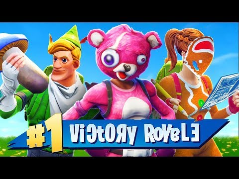 Welcome to SCUFFED Fortnite Battle Royale