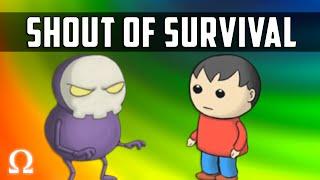 NATURAL BORN KILLA, NO HUGGING ALLOWED! | SOS Shout of Survival Ft. Delirious, Cartoonz, Bryce