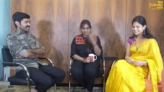 Aruvi song   aditi Balan and Arun prabhu-sings