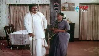 Telugu Comedy Zone - Dora Going To Chitrangi House - Y  Vijaya, Chalapathi Rao