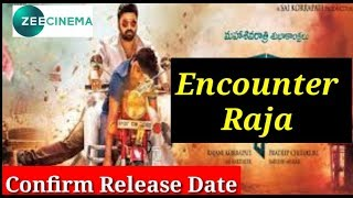 Encounter Raja World Television Premiere On Zee Cinema