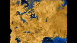 Titano(Luna di Saturno) - Evidenza di Laghi
