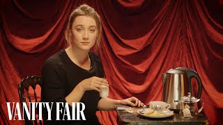 Saoirse Ronan Teaches Americans How You Really Make Tea