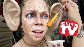 Zombie PEELING Mask!- Does This Thing Really Work?