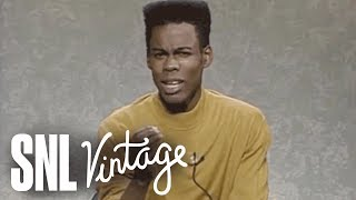 Weekend Update Segment - Chris Rock on Martin Luther King Day - SNL