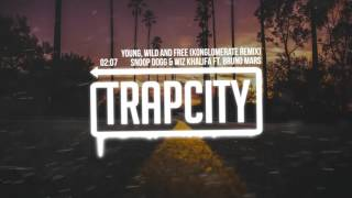 Snoop Dogg & Wiz Khalifa - Young, Wild and Free ft. Bruno Mars (Konglomerate Cover Remix)