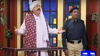 Hasb e Haal 8 May 2016 - Azizi as Pehlwan - حسب حال - Dunya News