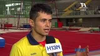 La habilidad  de Andrés Martínez también se exhibirá en la Copa Pacific Rim