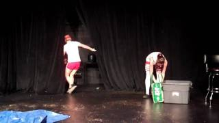 Just the Tip Does: Comedy Cagematch