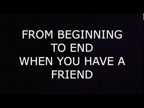 Download Video Gift Of A Friend Demi Lovato (W/Lyrics) | MusicZone.Lk