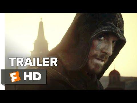 Xxx Mp4 Assassin S Creed Official Trailer 1 2016 Michael Fassbender Marion Cotillard Movie HD 3gp Sex