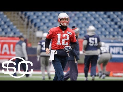 Xxx Mp4 Tom Brady Hurts Hand In Minor Collision At Practice SportsCenter ESPN 3gp Sex