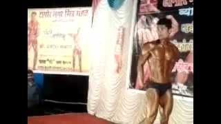 Navdit Vikhroli Shree Title Running Pose