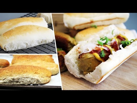 Xxx Mp4 Simple Homemade Hot Dog Buns Recipe By Mary S Test Kitchen 3gp Sex