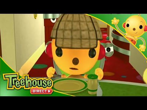 Rolie Polie Olie - Forgive And Forget It / Spot That Hero / A Jingle Jangle Wish - Ep.56