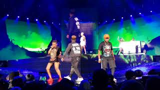 Distruction Boyz performance at Fill up FNB Stadium