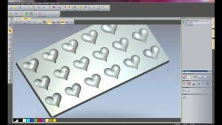 ArtCAM Express Modules: Raised Round Engraving