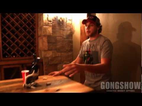 Gongshow Hockey Shacks:Bobby Ryan (Part 1