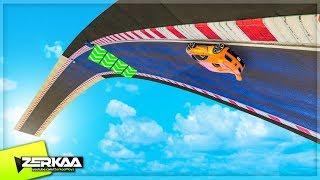 CRAZY ACROBATIC STUNTS! (GTA 5)