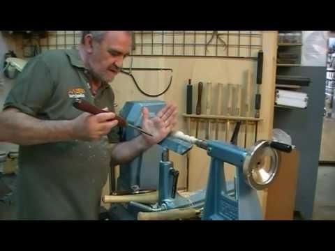 Torneado en madera Técnicas básicas. Presentacion del DVD