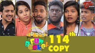Fun Bucket | 114th Episode | Funny Videos | Harsha Annavarapu | Telugu Comedy Web Series
