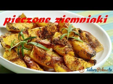 Pieczone ziemniaki TalerzPokus.tv