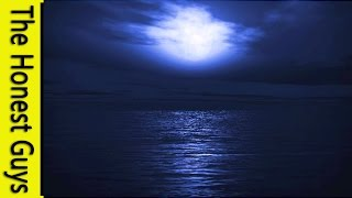GUIDED SLEEP MEDITATION: 8 HOURS - OCEAN SOUNDS. NATURE SOUNDS
