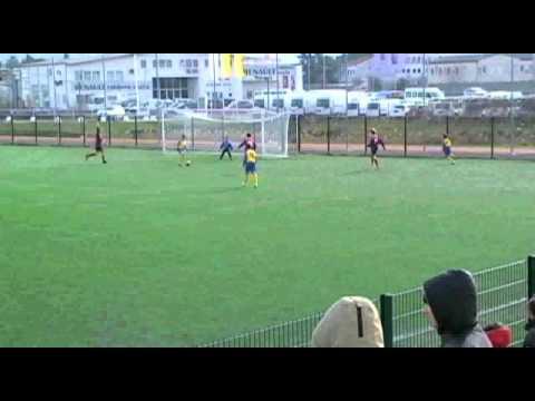 Goli s tekme FC Koper : NK Piran