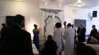 Jovan and Tasha wedding