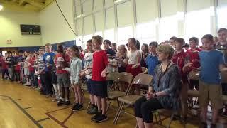 3rd Grade Recognition Program 2019