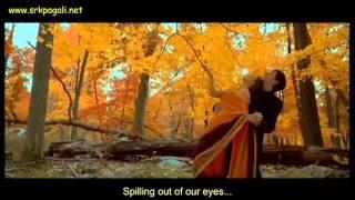 Shahrukh Khan - New Song Saans Kajol, Rani, Aishwarya, Preity Zinta