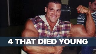 4 Bodybuilders That Died Young Because of Bodybuilding
