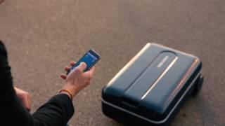 Cool Stuff - 03 Travelmate Robotics - Fully Autonomous Carry On Suitcase