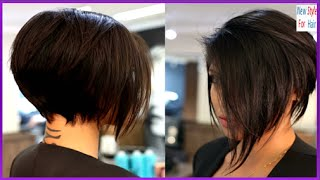 Bob Haircut - Bob Hair Cutting Tutorial / Haircut Tutorial Women 2016