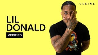 """Lil Donald """"Do Better"""" Official Lyrics & Meaning 