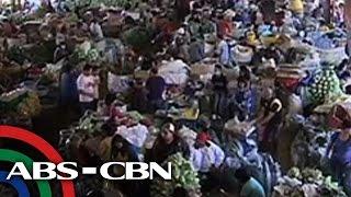 Presyo ng gulay sa Baguio bumaba kahit malamig