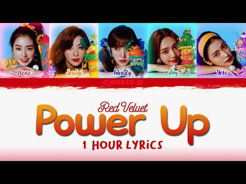 Download Lagu ( 1 HOUR LOOP / 1 HORA / 1 시간 ) Red Velvet 레드벨벳 'Power Up' COLOR CODED LYRICS (Han/Rom/Eng) MP3