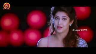 Naga Shourya & Sonarika Romantic Lip Lock - Jadoogadu Movie Scenes