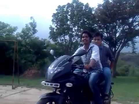 kerala funny bike student  accidents