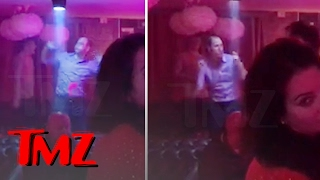 PRINCE WILLIAM CHECK MY '90S DANCE MOVES IN THIS AWESOME VIDEO! | TMZ
