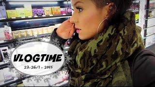 Vloggtime 23-26/1 2015 - http://anty.se/