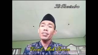 Sholawat Asnawiyah - Vokal Moh Tarom