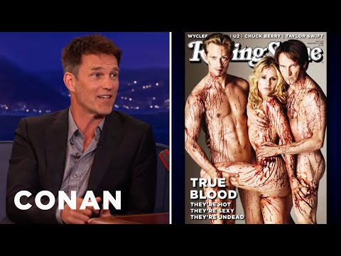 Stephen Moyer Relives The