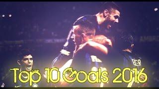 INTER - Top 10 Goals in 2016
