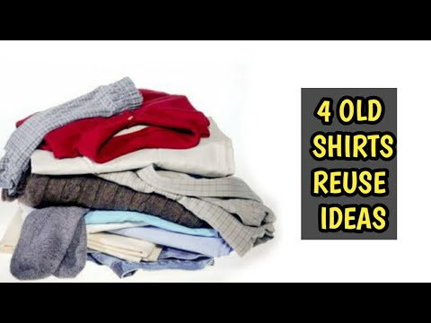 5 Waste clothes reuse ideas old jeans reuse idea best out of waste