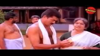 Meleparambil Aanveedu Malayalam Movie Comedy Scene   Jagathy   Shobana   Malayalam Comedy Scenes