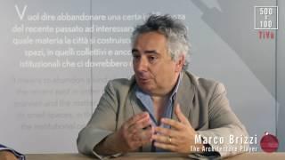 500X100TALK   Giorgio Tartaro con Marco Brizzi