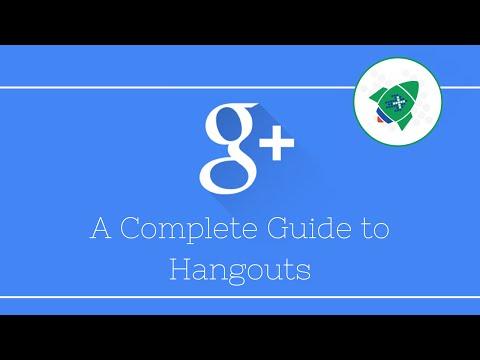 Google Hangouts a complete guide